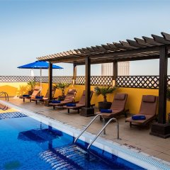 Citymax Hotel Al Barsha бассейн фото 2