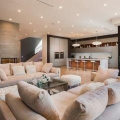 Отель Sycamore Villa США, Лос-Анджелес - отзывы, цены и фото номеров - забронировать отель Sycamore Villa онлайн комната для гостей фото 5