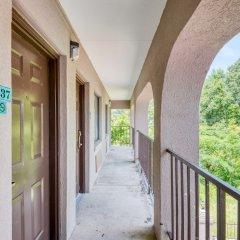 Отель America`s Best Inn Vicksburg США, Виксбург - отзывы, цены и фото номеров - забронировать отель America`s Best Inn Vicksburg онлайн балкон