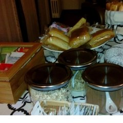 Отель Crespi House Парабьяго питание фото 2
