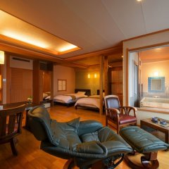 Отель Yumeminoyado Kansyokan Синдзё удобства в номере
