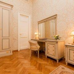 Гостиница Петровский Путевой Дворец 5* Представительский люкс с разными типами кроватей фото 5
