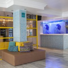 Отель Apartamentos Sotavento - Только для взрослых интерьер отеля