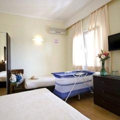 Отель Sonia Греция, Кос - отзывы, цены и фото номеров - забронировать отель Sonia онлайн комната для гостей фото 4