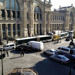 Отель New Hôtel Gare du Nord фото 3
