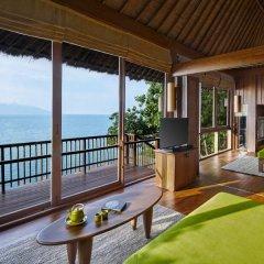 Отель Six Senses Samui Вилла с различными типами кроватей фото 22