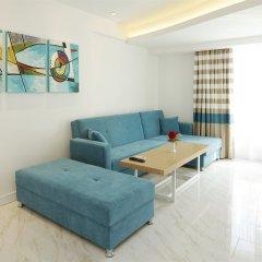 Kleopatra Suit Hotel Турция, Аланья - 2 отзыва об отеле, цены и фото номеров - забронировать отель Kleopatra Suit Hotel - Adults Only онлайн комната для гостей фото 4