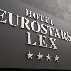 Отель Eurostars Lex фото 12