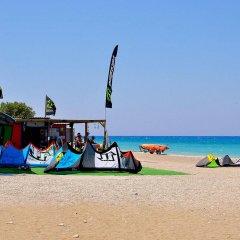 Esmeralda Hotel пляж фото 2