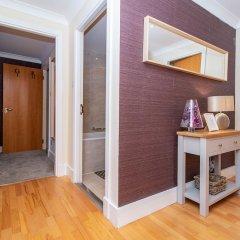 Отель Glasgow City Flats удобства в номере