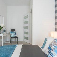 Отель AbsyntApart Dabrowskiego Вроцлав комната для гостей