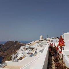 Отель Heliotopos Hotel Греция, Остров Санторини - отзывы, цены и фото номеров - забронировать отель Heliotopos Hotel онлайн приотельная территория фото 2
