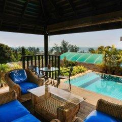 Отель Karon View Royal Lotus бассейн фото 3