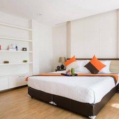 Отель Thonglor 21 Residence by Bliston Таиланд, Бангкок - отзывы, цены и фото номеров - забронировать отель Thonglor 21 Residence by Bliston онлайн комната для гостей фото 3