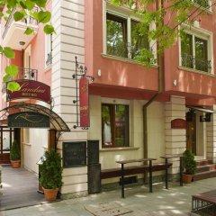 Отель Резиденс София городской автобус