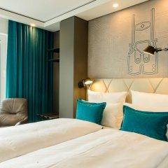 Отель Motel One München-parkstadt Schwabing Мюнхен комната для гостей фото 5
