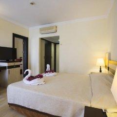 Orfeus Park Hotel Турция, Сиде - 1 отзыв об отеле, цены и фото номеров - забронировать отель Orfeus Park Hotel онлайн комната для гостей фото 4
