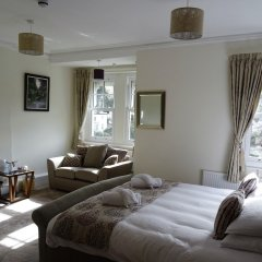 Отель Cosy Braemore Grassmarket Apartment Великобритания, Эдинбург - отзывы, цены и фото номеров - забронировать отель Cosy Braemore Grassmarket Apartment онлайн комната для гостей фото 2