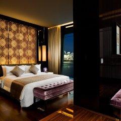 The Fullerton Bay Hotel Singapore комната для гостей фото 5