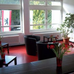 Отель Jugendherberge-Berlin-International интерьер отеля фото 2