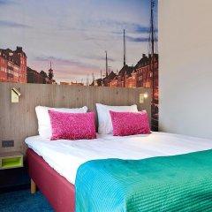 Отель Richmond Hotel Дания, Копенгаген - 1 отзыв об отеле, цены и фото номеров - забронировать отель Richmond Hotel онлайн комната для гостей фото 2