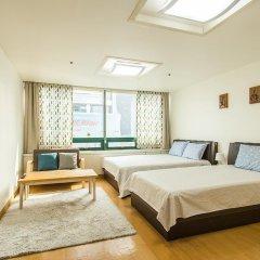 SH Seoul Hostel комната для гостей фото 4