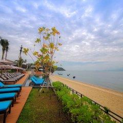 Отель Prana Resort Samui пляж фото 2