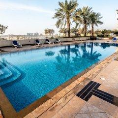 Апартаменты Peaks Apartments Dubai Marina бассейн фото 2