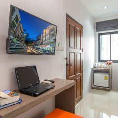 Отель Lada Krabi Express Таиланд, Краби - отзывы, цены и фото номеров - забронировать отель Lada Krabi Express онлайн удобства в номере фото 2