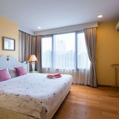 Отель Baan Sansuk Beachfront Condominium Таиланд, Хуахин - отзывы, цены и фото номеров - забронировать отель Baan Sansuk Beachfront Condominium онлайн комната для гостей фото 5