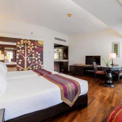 Отель Hilton Phuket Arcadia Resort and Spa 5* Полулюкс разные типы кроватей фото 4