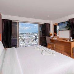 Patong 7Days Premium Hotel Phuket комната для гостей