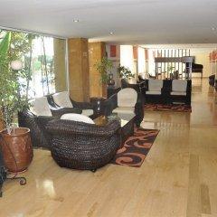 Отель El Oumnia Puerto Марокко, Танжер - отзывы, цены и фото номеров - забронировать отель El Oumnia Puerto онлайн интерьер отеля фото 2