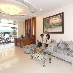 Hanoi Holiday Diamond Hotel интерьер отеля фото 3