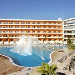 Hotel Apartamento Balaia Atlantico бассейн