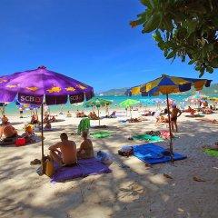 Отель 2C Phuket Hotel Таиланд, Карон-Бич - отзывы, цены и фото номеров - забронировать отель 2C Phuket Hotel онлайн пляж