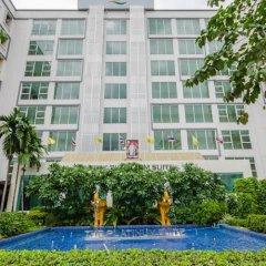 Отель The Platinum Suite фото 3