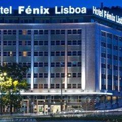 Отель HF Fénix Lisboa фото 12