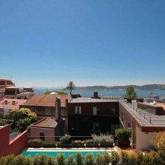 Апартаменты 4 Places - Lisbon Apartments балкон