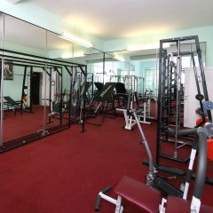 Hotel Cairoli Генуя фитнесс-зал
