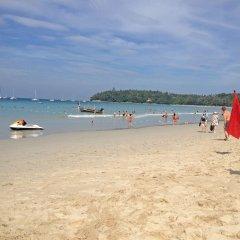 Baan Sailom Hotel Phuket пляж