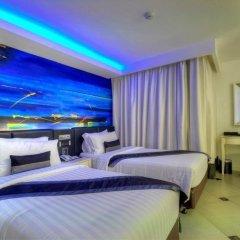 Отель Aspira Skyy Sukhumvit 1 Таиланд, Бангкок - отзывы, цены и фото номеров - забронировать отель Aspira Skyy Sukhumvit 1 онлайн комната для гостей фото 3