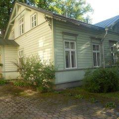 Отель Poska Villa Guesthouse Эстония, Таллин - отзывы, цены и фото номеров - забронировать отель Poska Villa Guesthouse онлайн вид на фасад