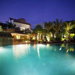 Отель Phuket Chaba Hotel Таиланд, Пхукет - 1 отзыв об отеле, цены и фото номеров - забронировать отель Phuket Chaba Hotel онлайн бассейн фото 3