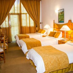 Отель Al Anbat Hotel & Restaurant Иордания, Вади-Муса - отзывы, цены и фото номеров - забронировать отель Al Anbat Hotel & Restaurant онлайн комната для гостей фото 4