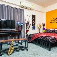 Отель Sodsai Garden Бангкок комната для гостей фото 4