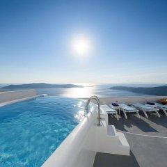 Отель Abyssanto Suites & Spa бассейн фото 3