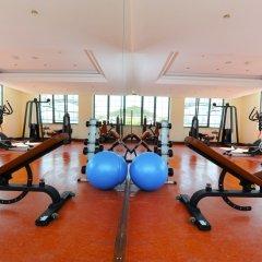 Отель Elysium Thermal фитнесс-зал фото 2