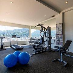 Отель Amata Resort Пхукет фитнесс-зал