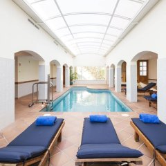 Hotel Cala Fornells фитнесс-зал фото 2